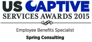 employee benefit captive insurance award