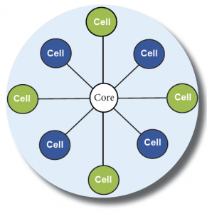 Cell Captive Structure